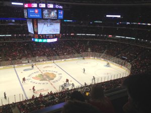 ijshockey chicago blackhawks