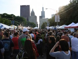 festival chicago blues