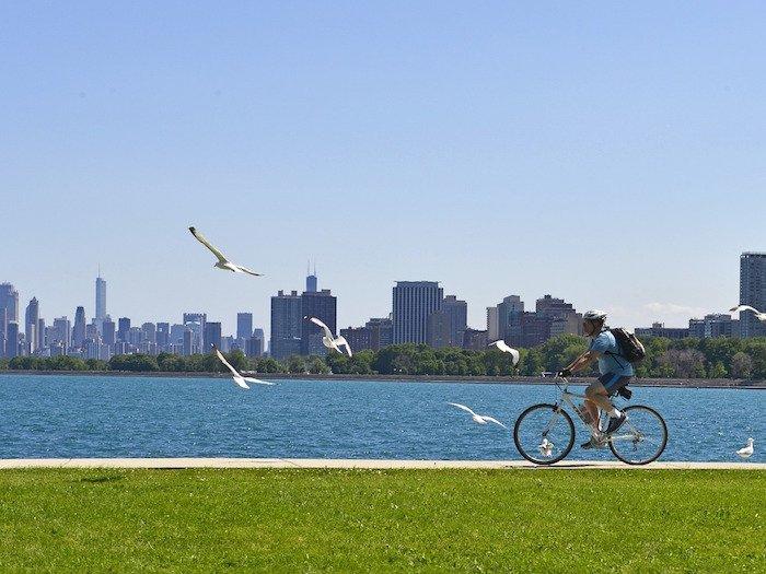 fietsen chicago