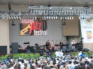 jazz festival chicago