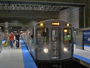 vervoer vliegveld chicago