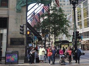winkelen chicago