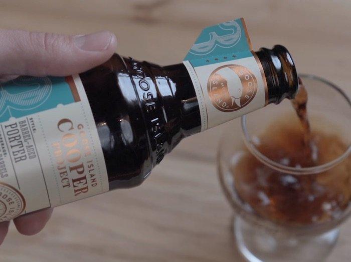 goose island bourbon barrel aged porter