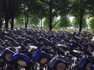 fietsen in chicago huren