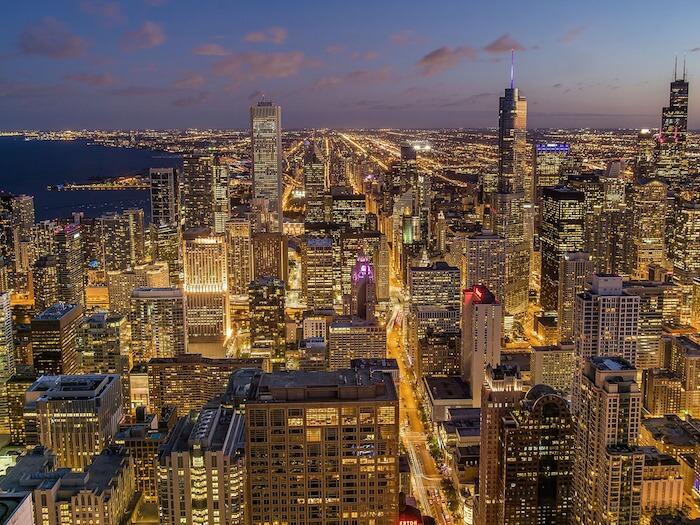 leuk appartement chicago