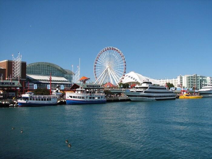 streeterville navy pier