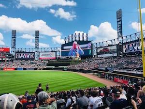 chicago white sox honkbalstadion